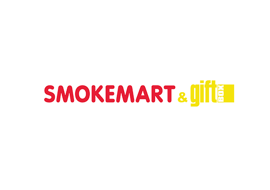 Smokemart & Giftbox logo