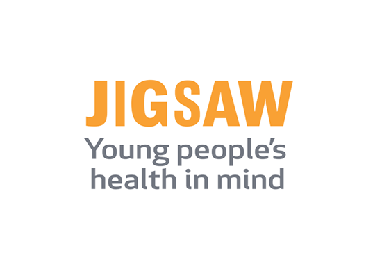 Headspace / Jigsaw Young Persons Health Service logo