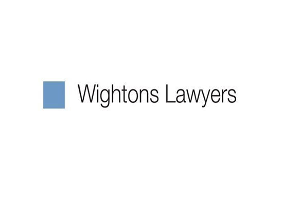 Wightons Lawyers logo