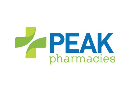 Peak Pharmacies logo