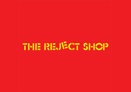 The Reject Shop logo