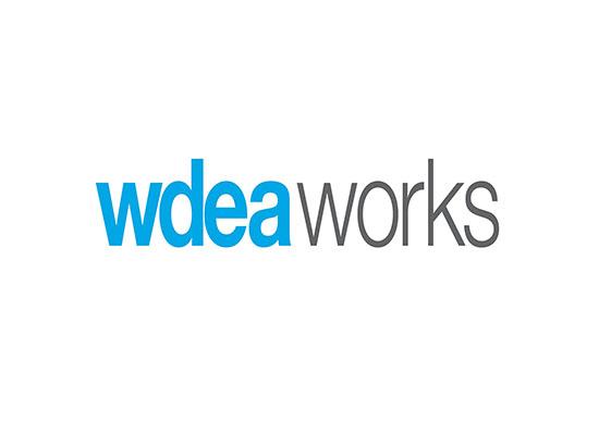 WDEA Works logo