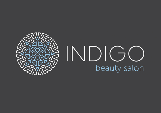 Indigo Beauty Salon logo