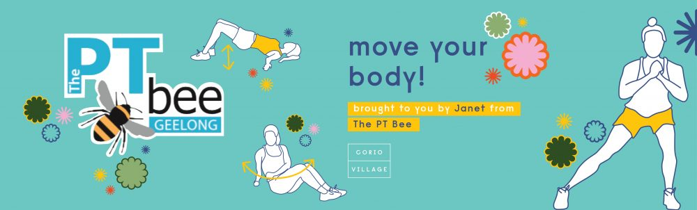 Move Your Body with The PT Bee!
