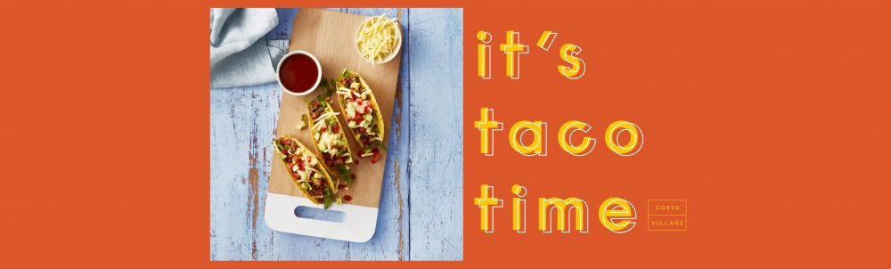 Classic Stand 'N Stuff Tacos with Woolworths